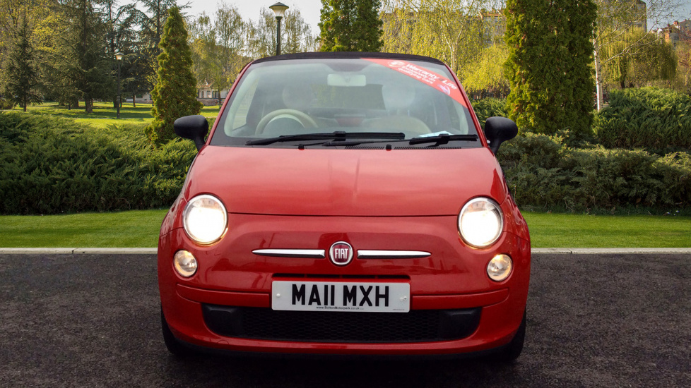 Fiat 500 1.2 Pop 2dr [Start Stop] image 7