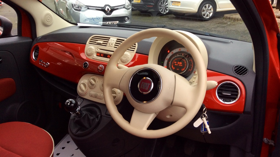 Fiat 500 1.2 Pop 2dr [Start Stop] image 9