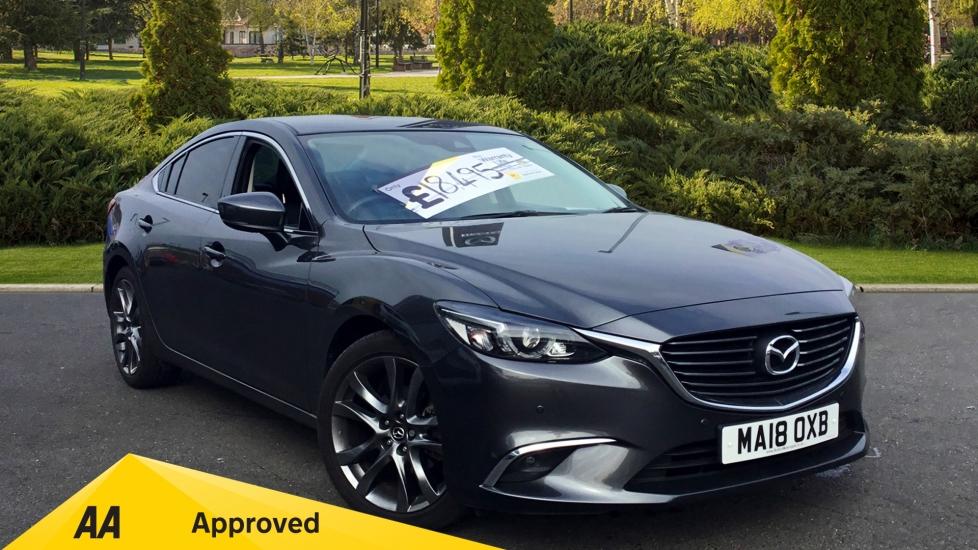Mazda 6 2.0 Sport Nav 4dr Saloon (2018) image