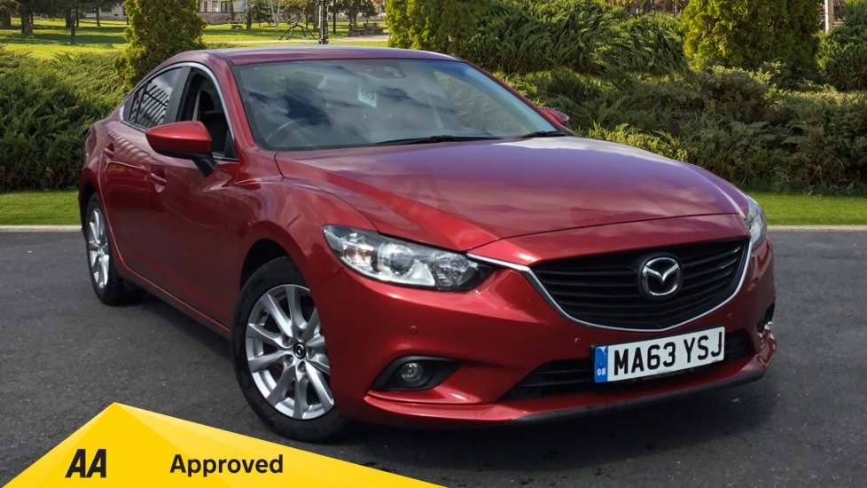Mazda 6 2.0 SE-L 4dr Saloon (2013) available from Doves Vauxhall Southampton thumbnail image
