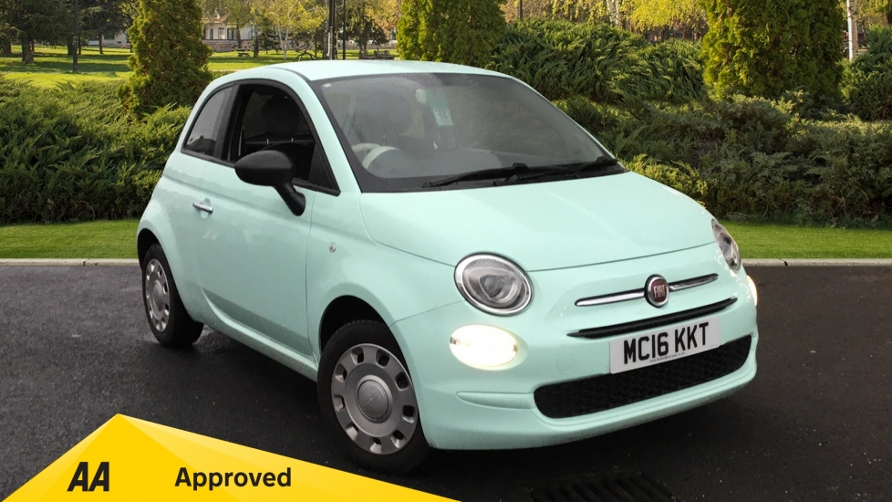 Fiat 500 1.2 Pop 3dr Hatchback (2016)