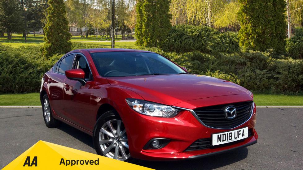 Mazda 6 2.2d SE-L Nav 4dr Diesel Saloon (2018) at Bolton Motor Park Abarth, Fiat and Mazda thumbnail image