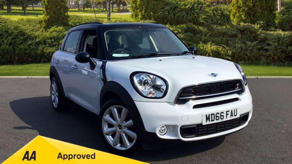 Mini Countryman 1.6 Cooper S 5dr Hatchback (2016) image