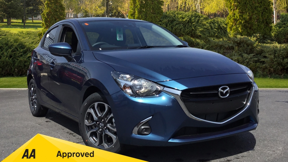 Mazda 2 1.5 Sport Nav+ 5dr Hatchback (2019) available from Preston Motor Park Fiat and Volvo thumbnail image