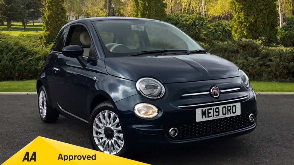 Fiat 500 1.2 Lounge 3dr SERIES 7  Hatchback (2019)