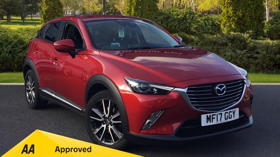 Mazda CX-3 2.0 Sport Nav 5dr Hatchback (2017) image