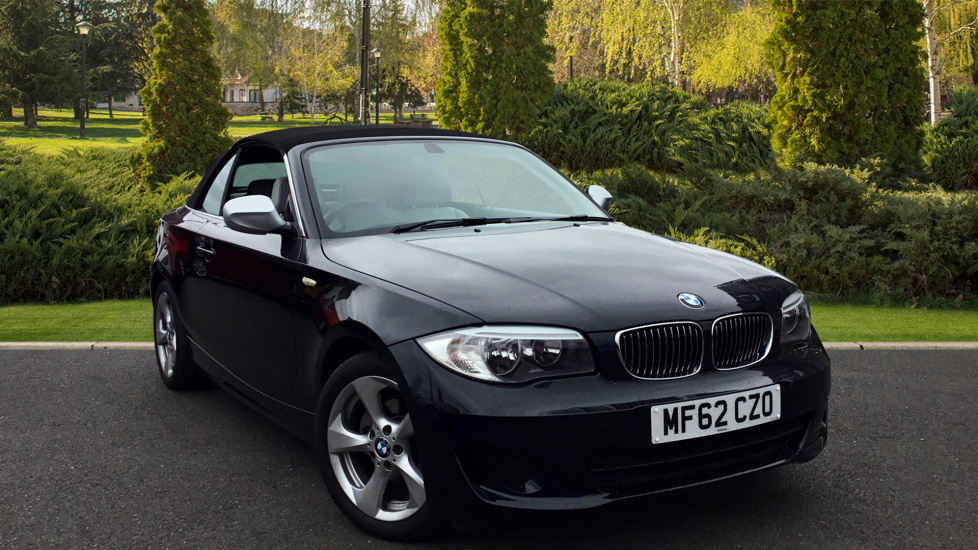 BMW 1 Series 118i Exclusive Edition 2dr 2 0 Convertible (2012) at County  Motor Works Vauxhall