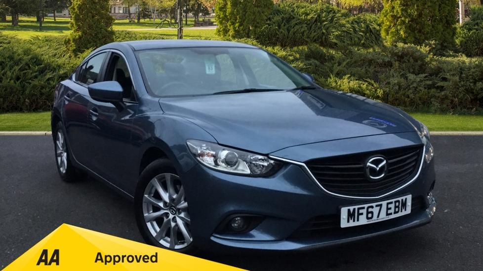 Mazda 6 2.0 SE Nav 4dr Saloon (2017) available from Ford Canterbury thumbnail image