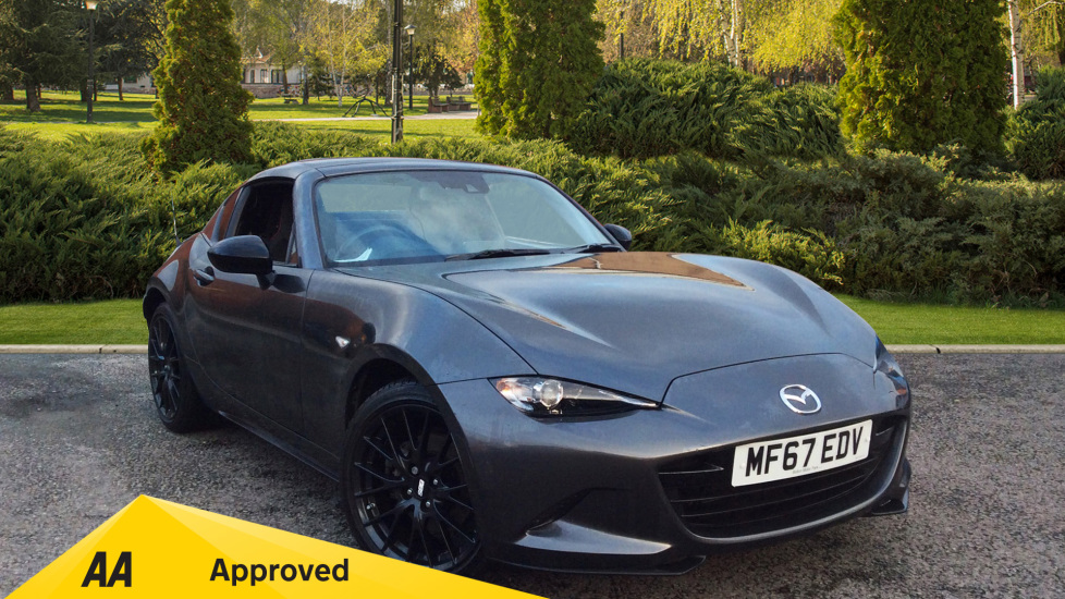 Mazda MX-5 RF 2.0 Launch Edition 2dr WITH SAFETY PACK  Convertible (2017) image