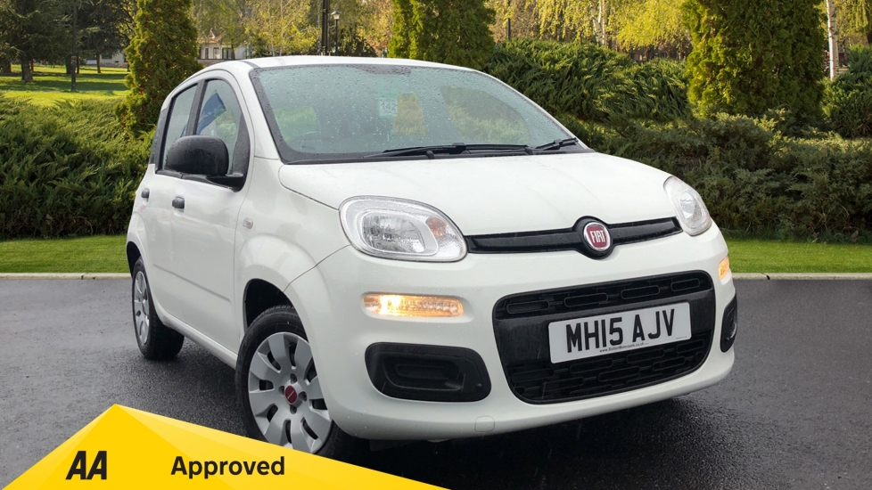 Fiat Panda 1.2 Pop 5dr Hatchback (2015)