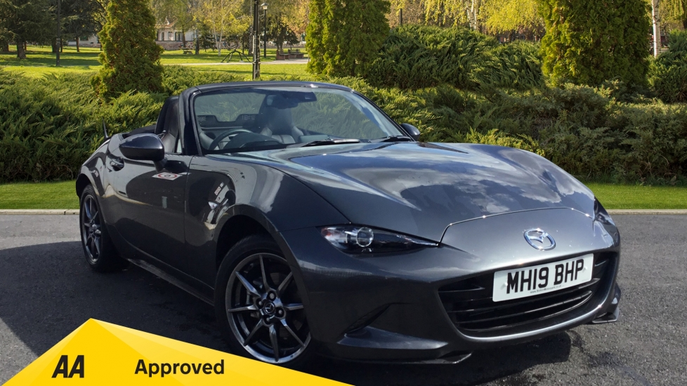 Mazda MX-5 1.5 [132] Sport Nav+ 2dr Convertible (2019) at Bolton Motor Park Abarth, Fiat and Mazda thumbnail image