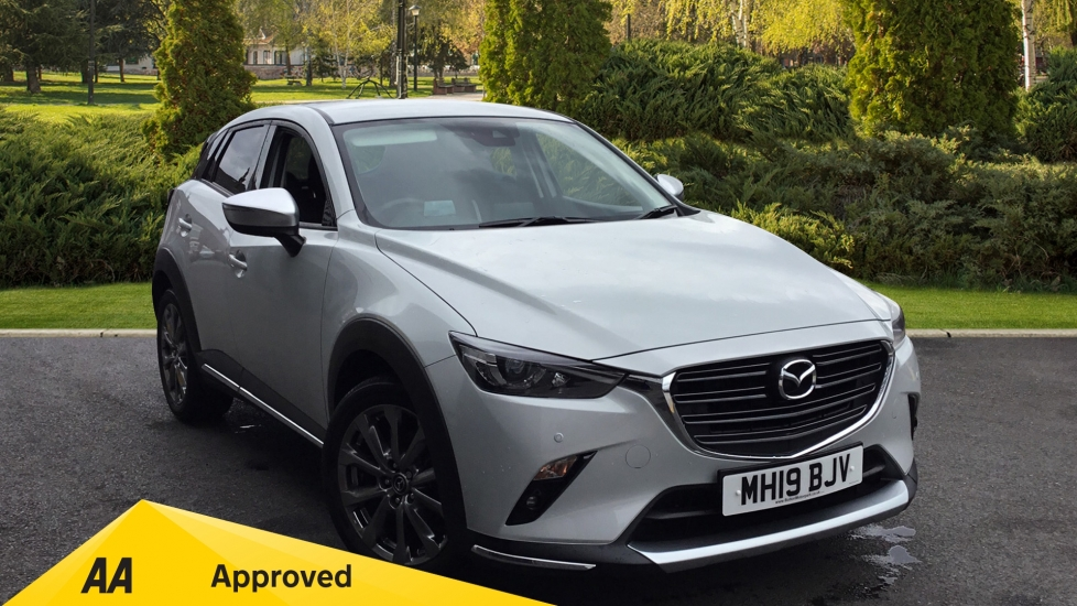 Mazda CX-3 2.0 GT Sport Nav + 5dr Hatchback (2019) available from Maidstone Suzuki, Honda and Mazda thumbnail image