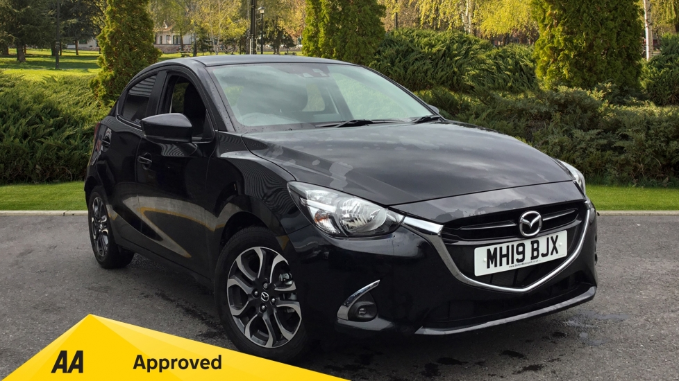 Mazda 2 1.5 Sport Nav+ Automatic 5 door Hatchback (2019)