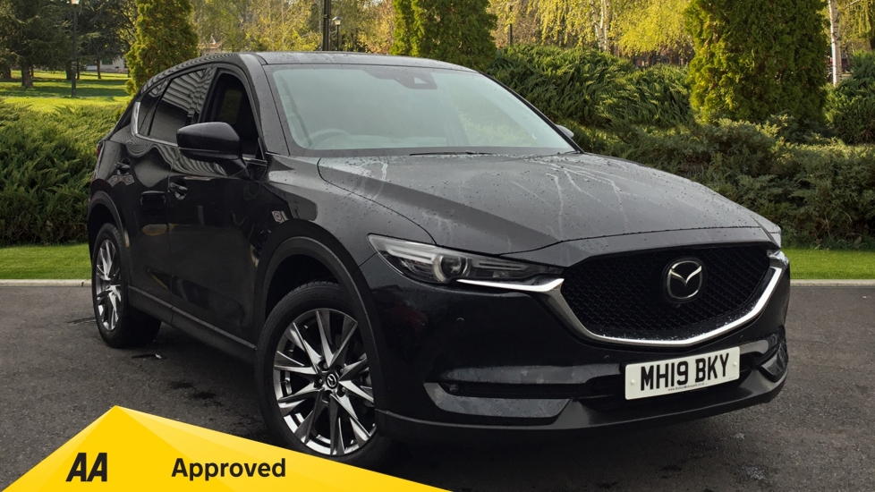 Mazda CX-5 2.2d [184] Sport Nav+ 5dr AWD Diesel Automatic Estate (2019)