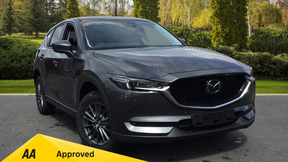 Mazda CX-5 2.2d SE-L Nav+ 5dr Diesel Automatic Estate (2019) at Bolton Motor Park Abarth, Fiat and Mazda thumbnail image