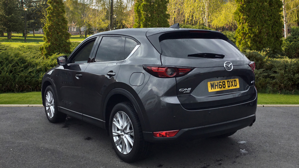 Mazda CX-5 2.2d [184] Sport Nav+ 5dr AWD STONE LEATHER + SAFETY PACK image 2