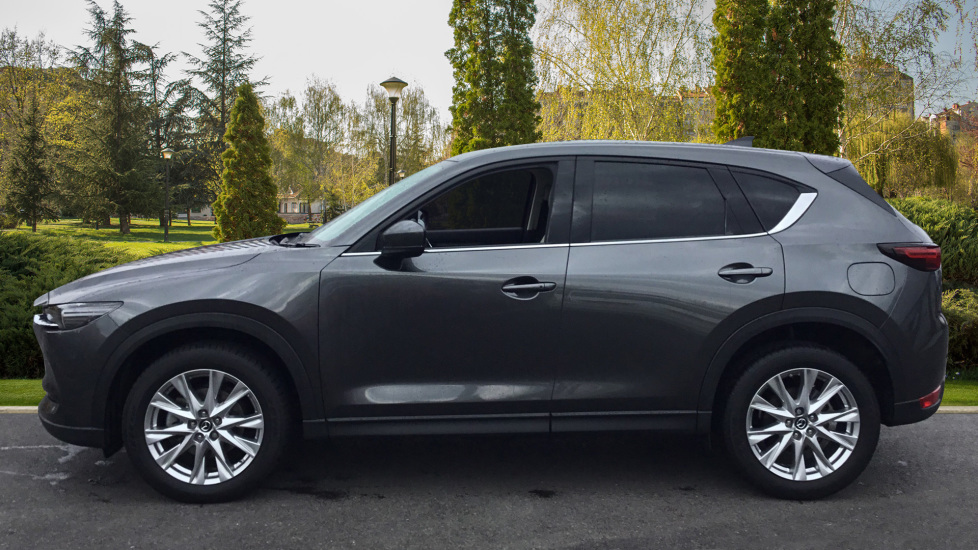 Mazda CX-5 2.2d [184] Sport Nav+ 5dr AWD STONE LEATHER + SAFETY PACK image 5