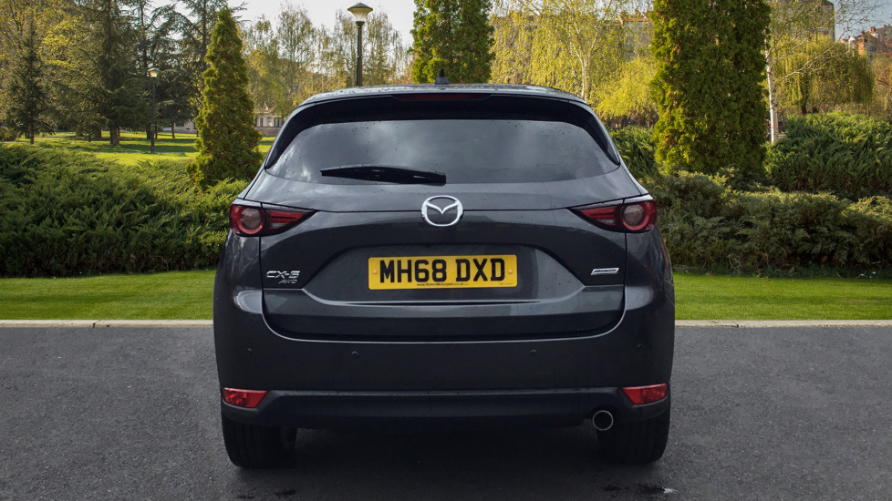 Mazda CX-5 2.2d [184] Sport Nav+ 5dr AWD STONE LEATHER + SAFETY PACK image 6