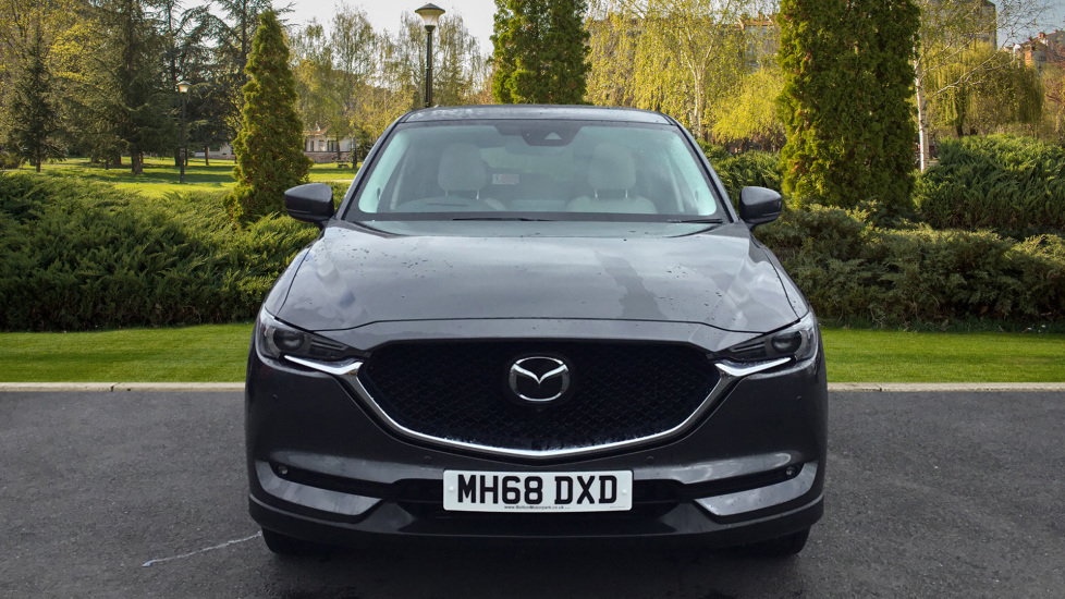 Mazda CX-5 2.2d [184] Sport Nav+ 5dr AWD STONE LEATHER + SAFETY PACK image 7