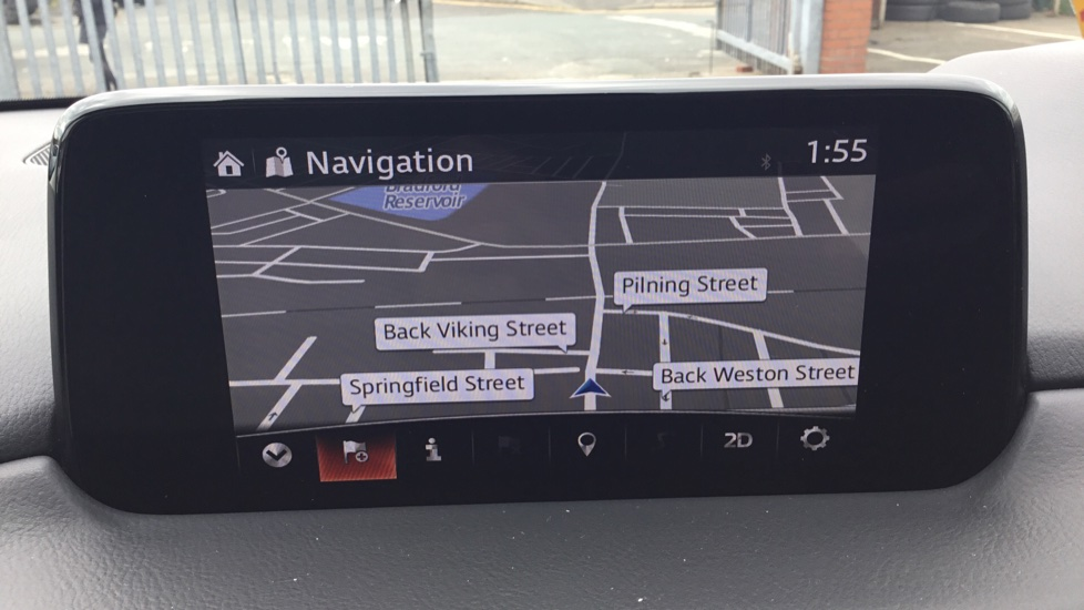 Mazda CX-5 2.2d [184] Sport Nav+ 5dr AWD STONE LEATHER + SAFETY PACK image 13