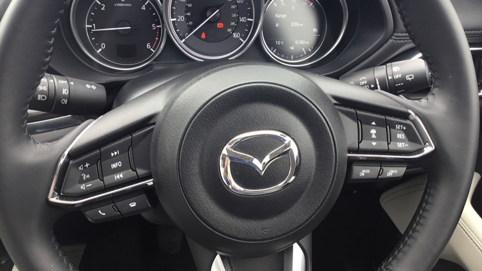 Mazda CX-5 2.2d [184] Sport Nav+ 5dr AWD STONE LEATHER + SAFETY PACK image 19