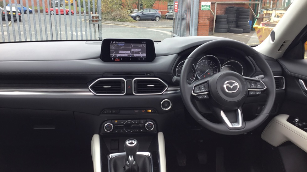 Mazda CX-5 2.2d [184] Sport Nav+ 5dr AWD STONE LEATHER + SAFETY PACK image 28