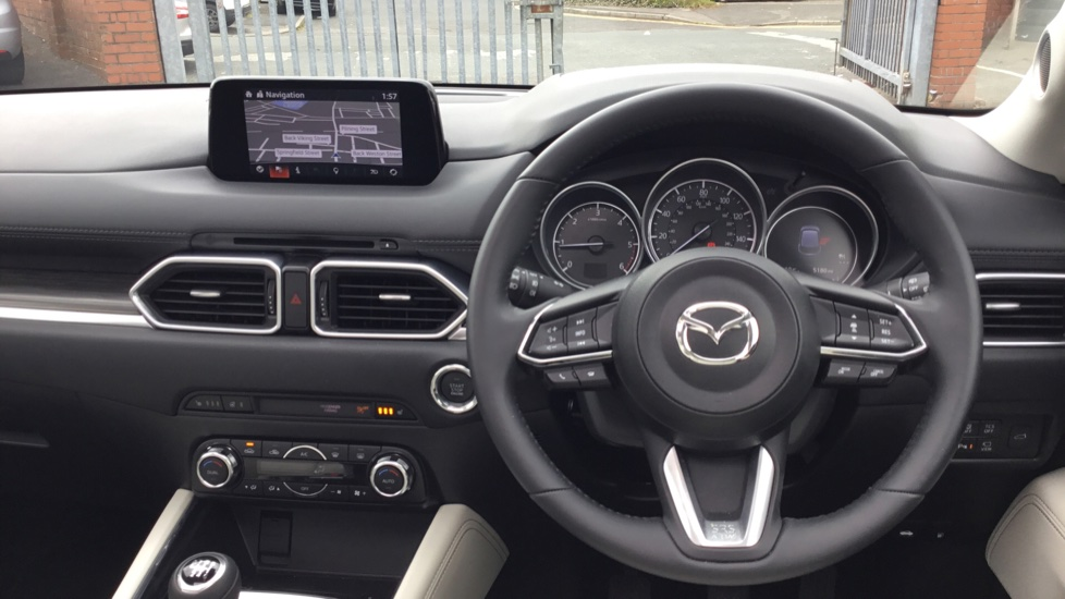 Mazda CX-5 2.2d [184] Sport Nav+ 5dr AWD STONE LEATHER + SAFETY PACK image 29
