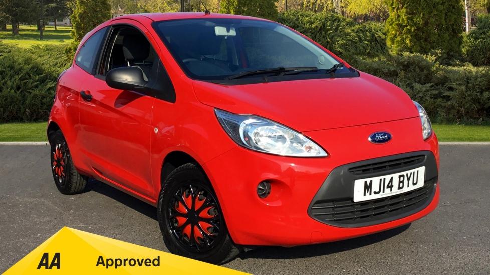 Ford Ka   Studio Start Stop  Door Hatchback  At Bolton Motor Park Abarth Fiat And Mazda