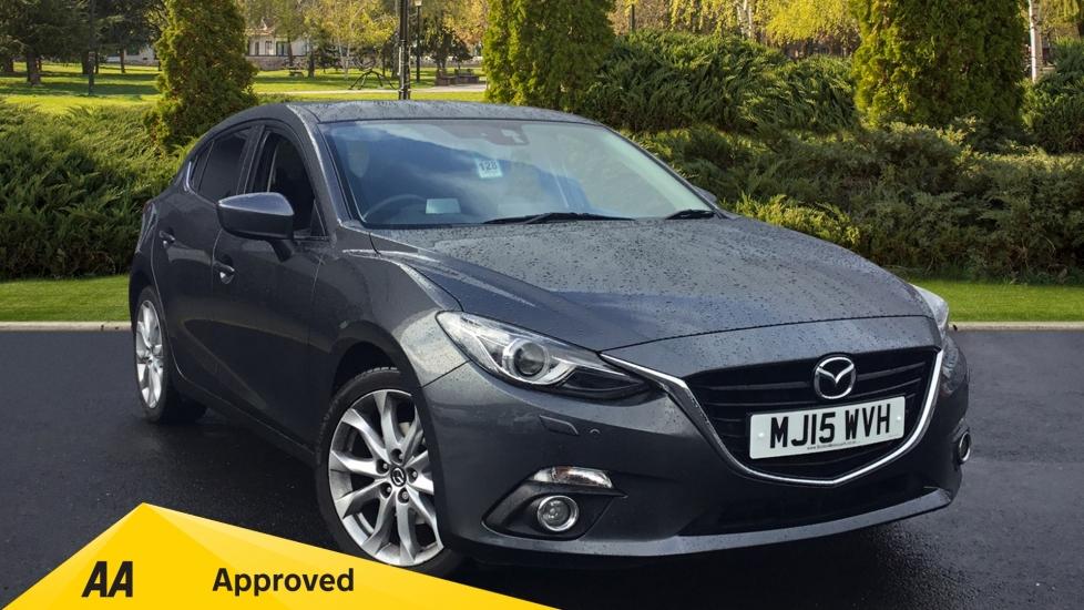Mazda 3 2.0 Sport Nav 5dr Hatchback (2015) image
