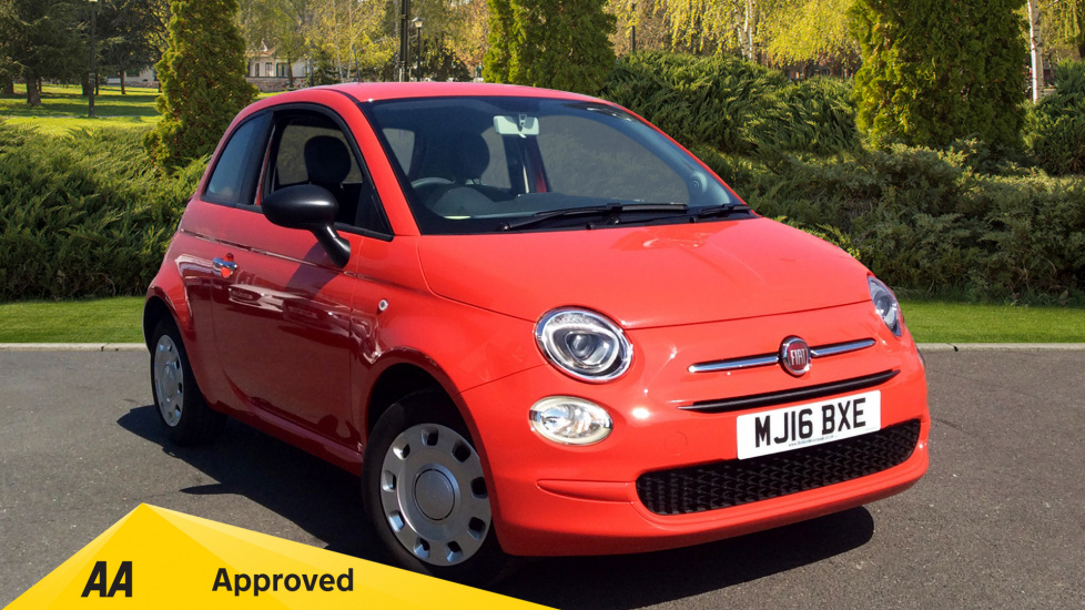 Fiat 500 1.2 Pop 3dr Hatchback (2016) at Bolton Motor Park Abarth, Fiat and Mazda thumbnail image