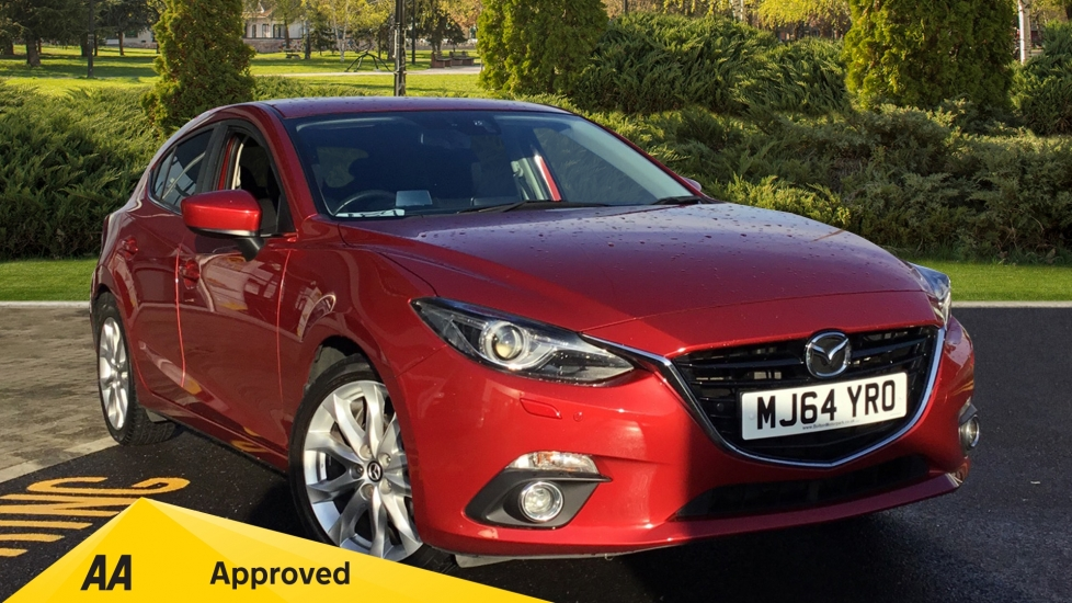 Mazda 3 2.0 Sport Nav 5dr Hatchback (2014) image