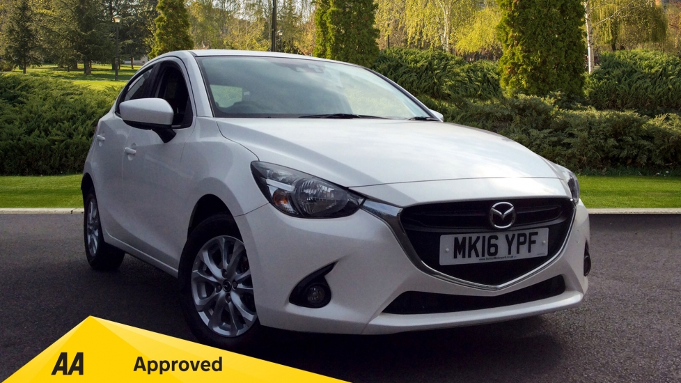 Mazda 2 1.5 SE-L Nav 5dr Hatchback (2016) available from Maidstone Suzuki, Honda and Mazda thumbnail image