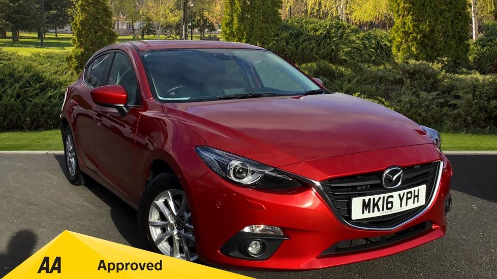 Mazda 3 2.0 SE-L Nav Automatic 5 door Hatchback (2016) image