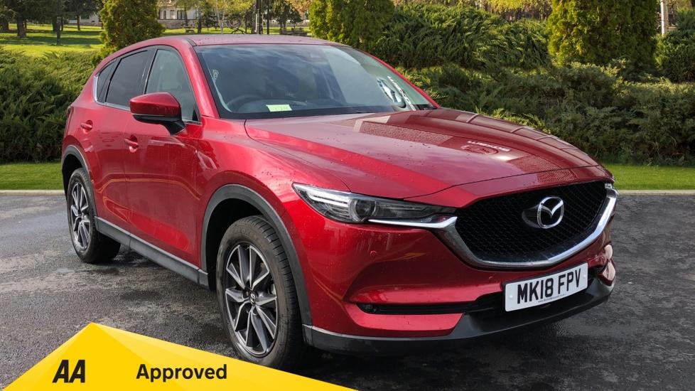 Mazda CX-5 2.2d [175] Sport Nav 5dr AWD Diesel Estate (2018)