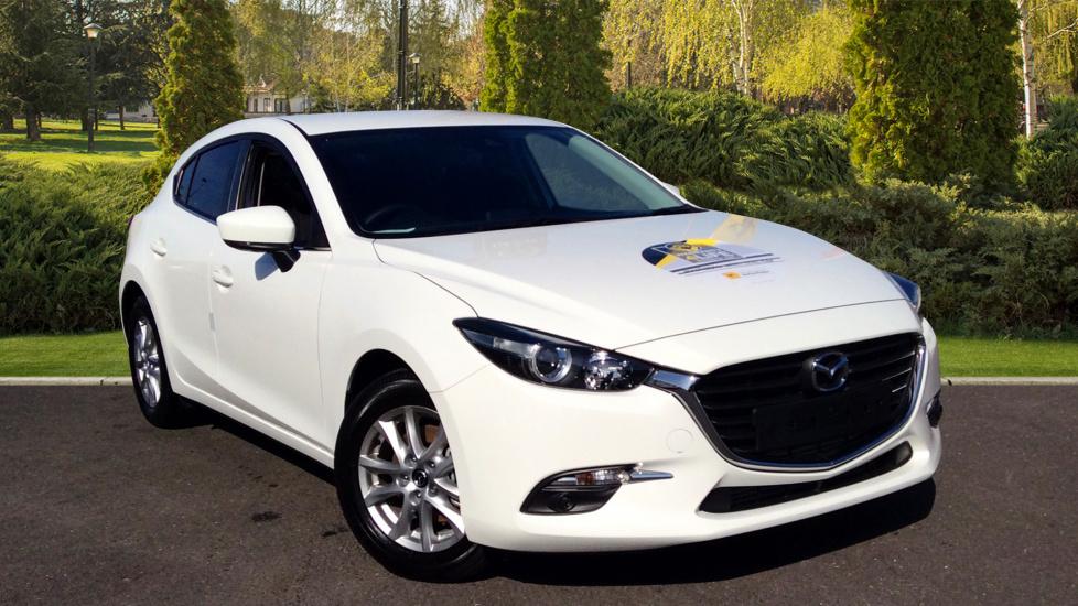 Mazda 3 2.2d SE-L Nav 5dr Diesel Hatchback (2018) image
