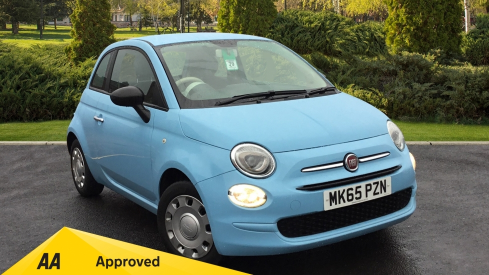 Fiat 500 1.2 Pop 3dr Hatchback (2015) image