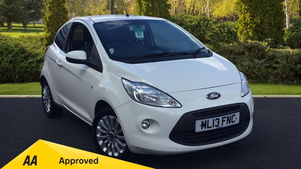Ford Ka 1.2 Zetec [Start Stop] 3 door Hatchback (2013) image