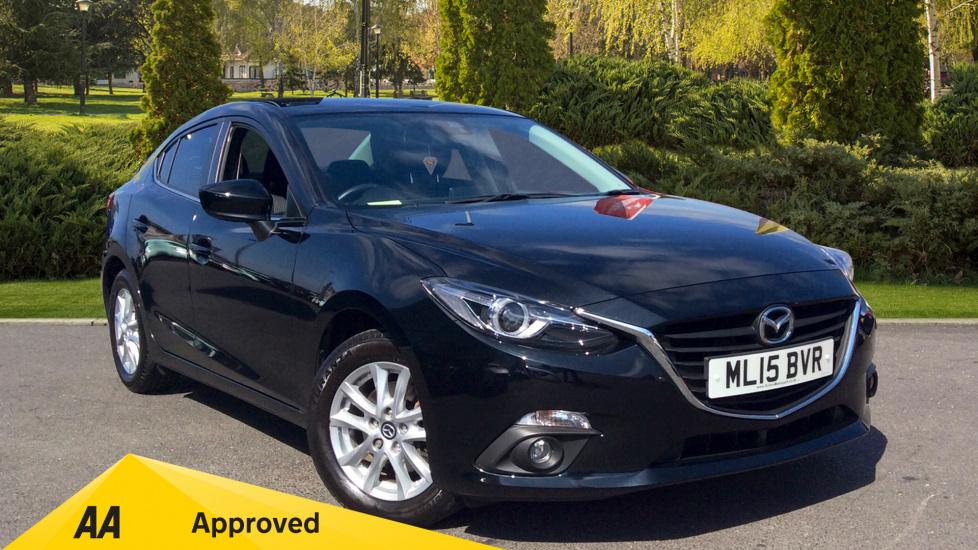 Mazda 3 2.0 SE-L Nav 4dr Saloon (2015) image