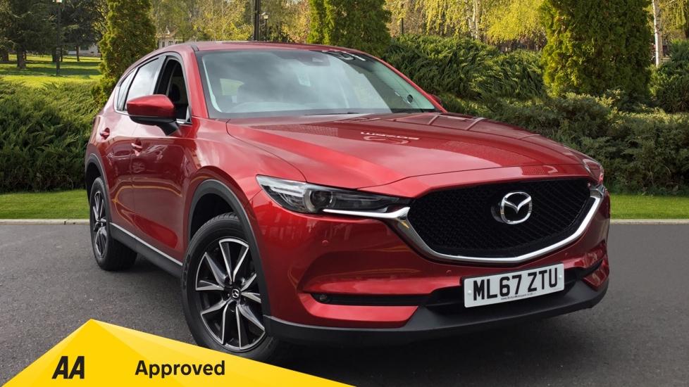 Mazda CX-5 2.0 Sport Nav 5dr Estate (2017) image