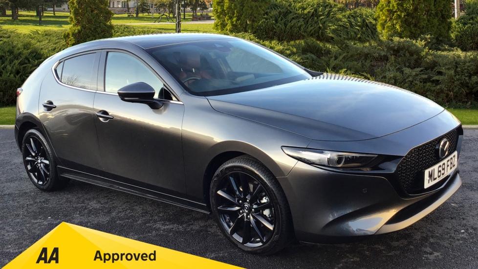 Mazda 3 2.0 Skyactiv-X MHEV GT Sport Tech image 1