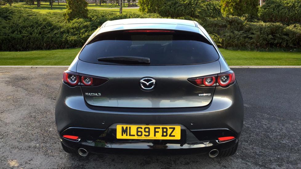 Mazda 3 2.0 Skyactiv-X MHEV GT Sport Tech image 6