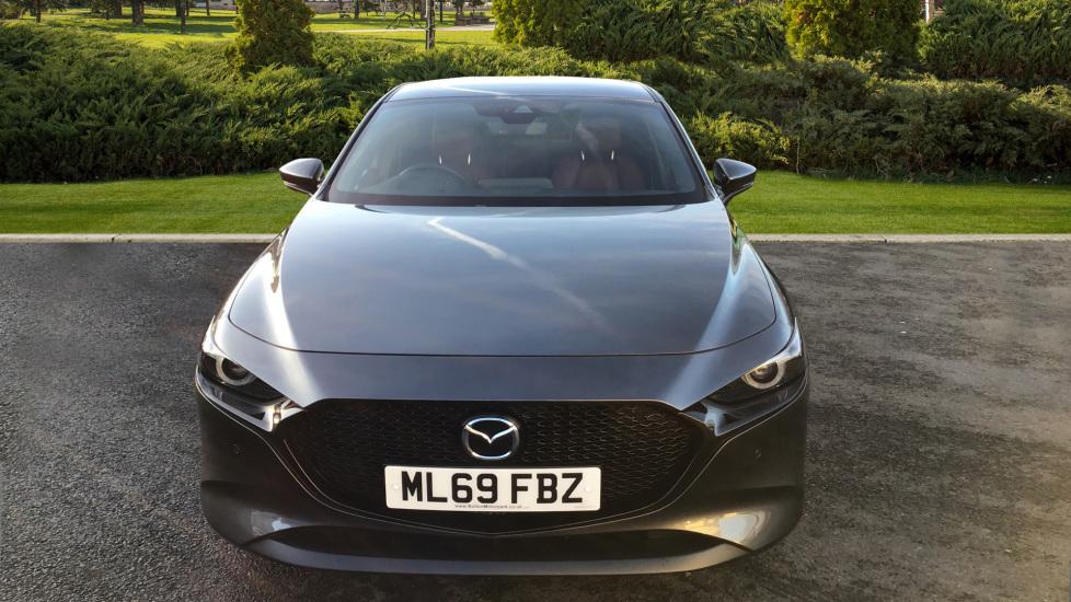 Mazda 3 2.0 Skyactiv-X MHEV GT Sport Tech image 7