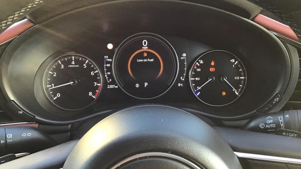 Mazda 3 2.0 Skyactiv-X MHEV GT Sport Tech image 12