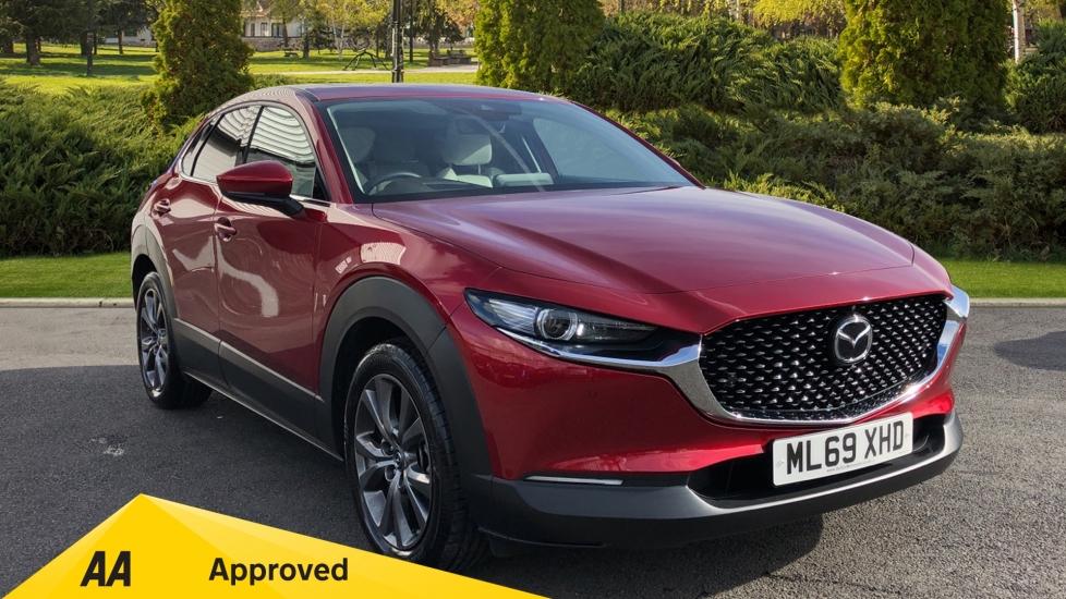 Mazda CX-30 2.0 Skyactiv-X MHEV GT Sport Tech AWD Automatic 5 door Hatchback (2019) image