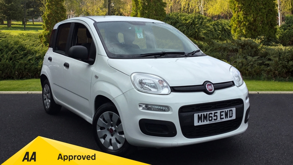 Fiat Panda 1.2 Pop 5dr Hatchback (2015) available from Oldham Motors Citroen, Fiat and Jeep thumbnail image