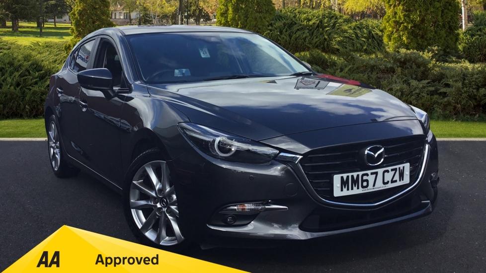 Mazda 3 2.0 Sport Nav Automatic 5 door Hatchback (2018) image