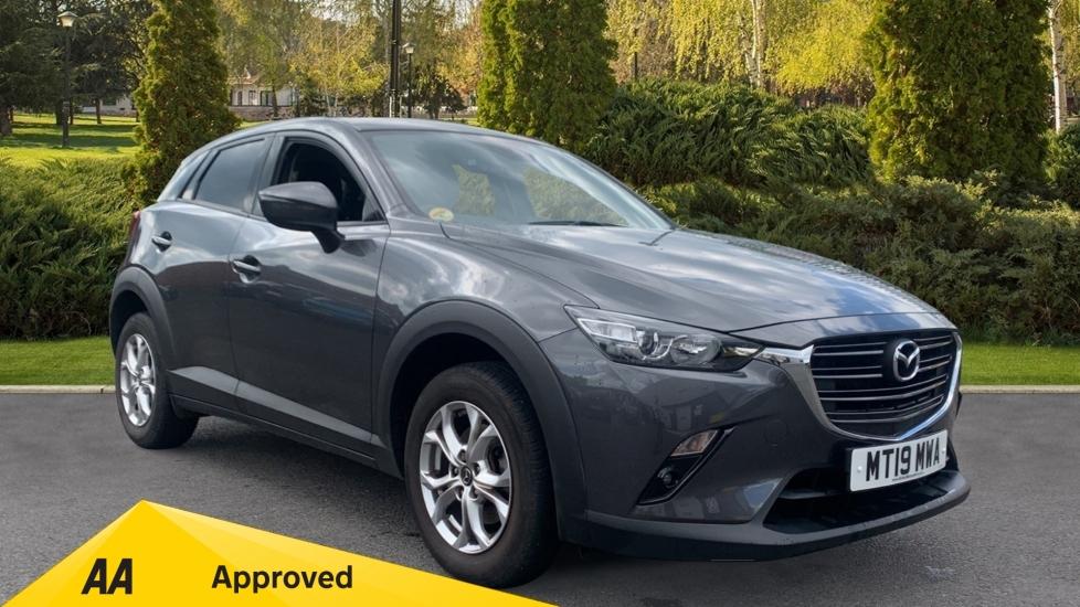Mazda CX-3 2.0 SE-L Nav + 5dr, Dual Climate Control, Sat Nav, Reversing Camera Hatchback (2019)