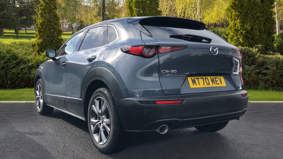 Mazda CX-30 2.0 Skyactiv-X MHEV GT Sport 5dr, Panoramic Roof, Rear Parking Camera, Heated Seats image 2