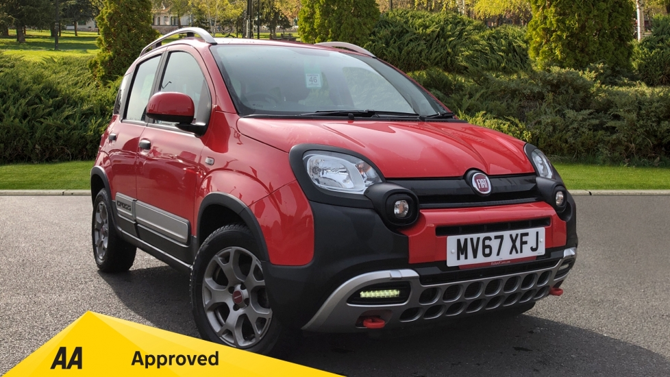 Fiat Panda 1.2 City Cross 5dr Hatchback (2017)