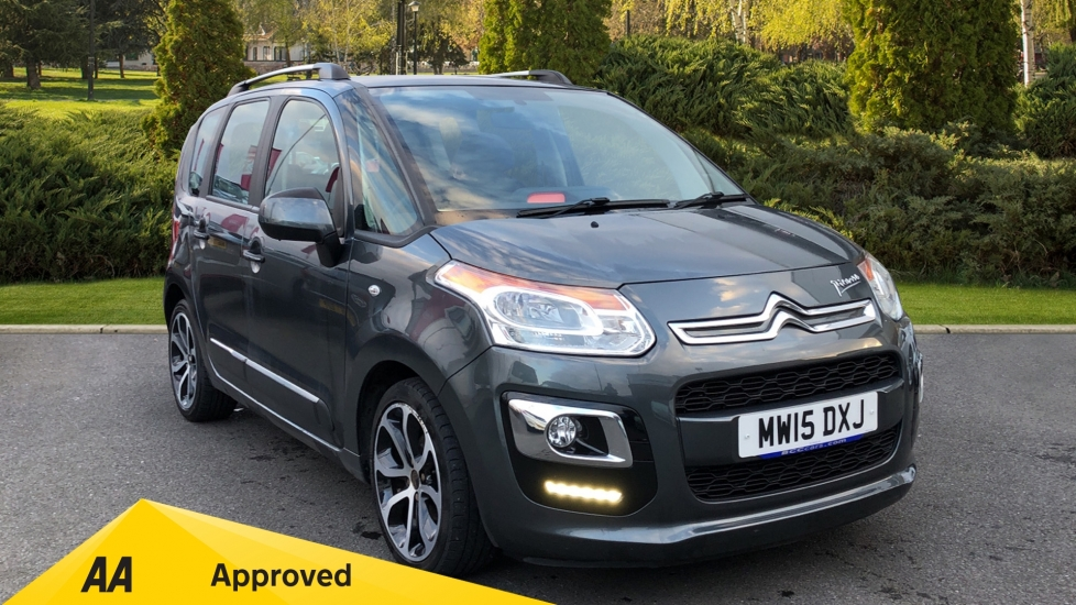 Citroen C3 Picasso 1.4 VTi 16V Selection 5dr Estate (2015)